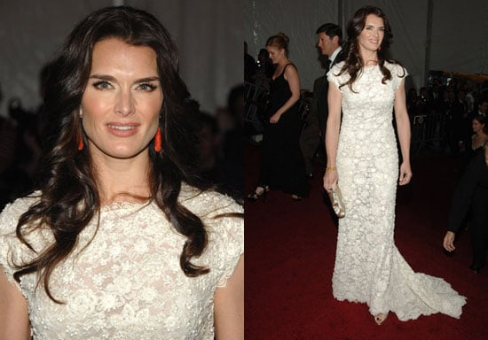 The Met's Costume Institute Gala: Brooke Shields