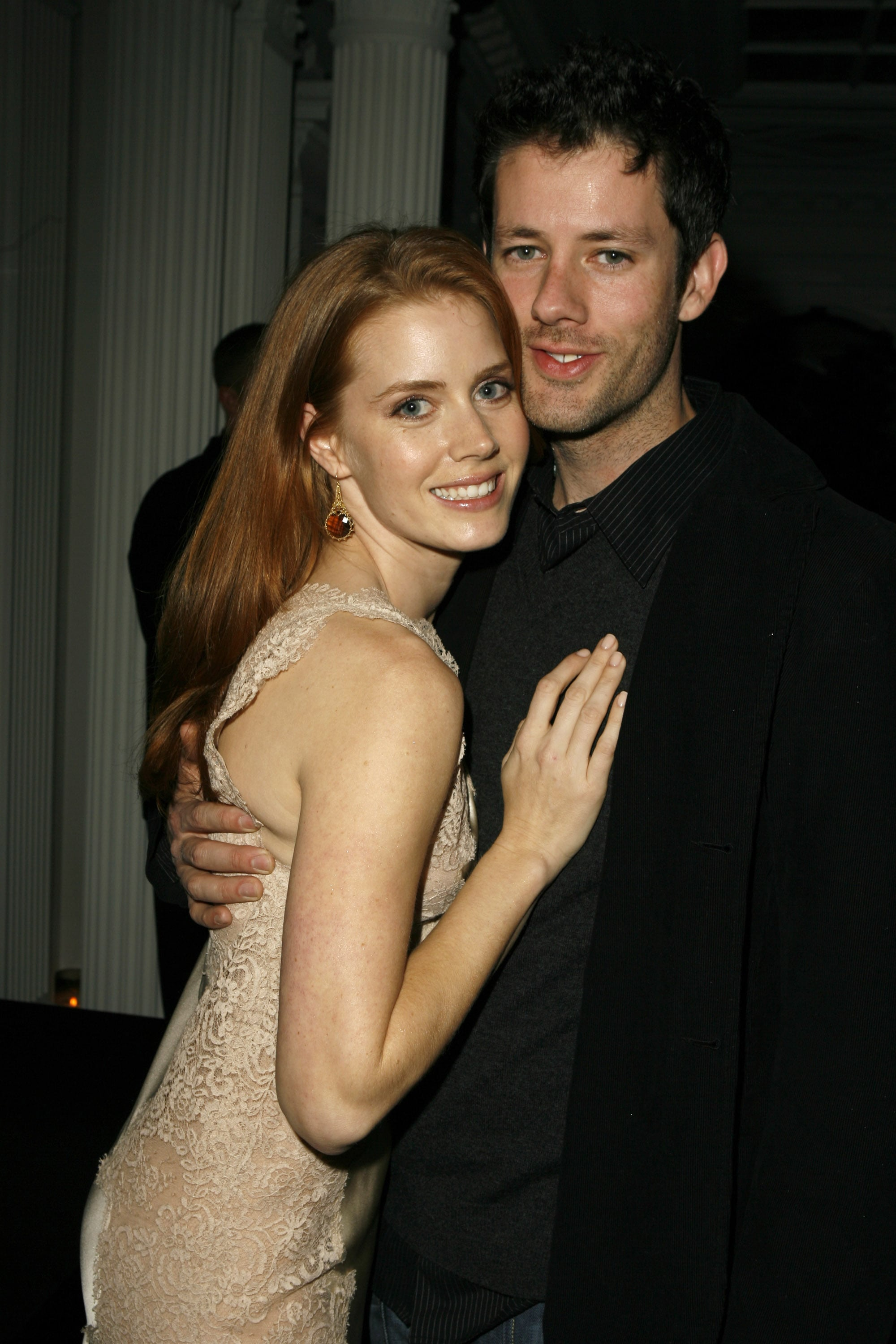 In 2006, the pair cozied up for a photo at a GQ event for Golden Globe nominees.