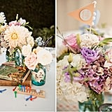 As Centerpiece Table Numbers