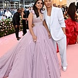 Isha Ambani and Prabal Gurung at the 2019 Met Gala