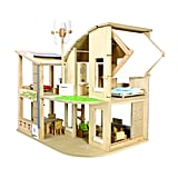The Green Dollhouse