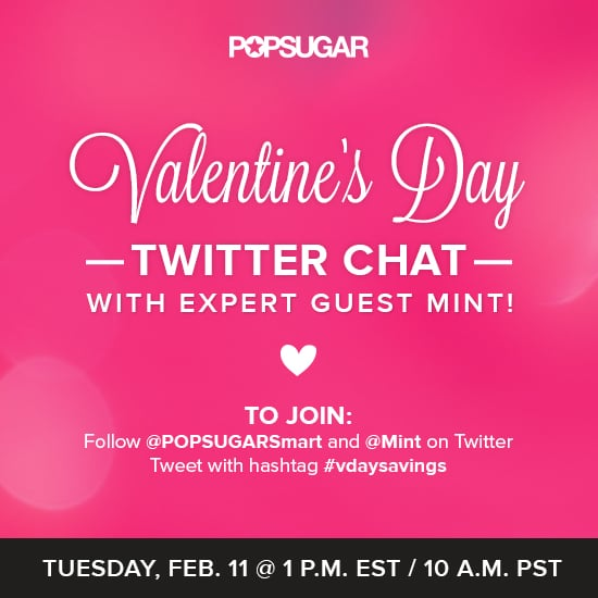 POPSUGAR Smart Living and Mint Twitter Chat