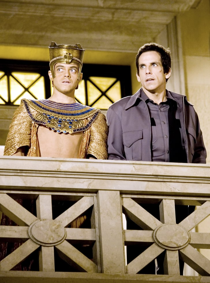 Night at the Museum, 2006 | Rami Malek's Movie and TV ...