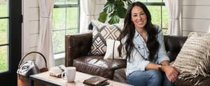 Joanna Gaines Introduces the 1 Thing You Need to Transform a Room