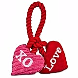 Love My Pup XO Rope Knot Dog Toy ($6)