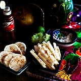 Jicama With Lime Juice and Tajín