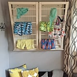 Hang an Attractive Drying Rack