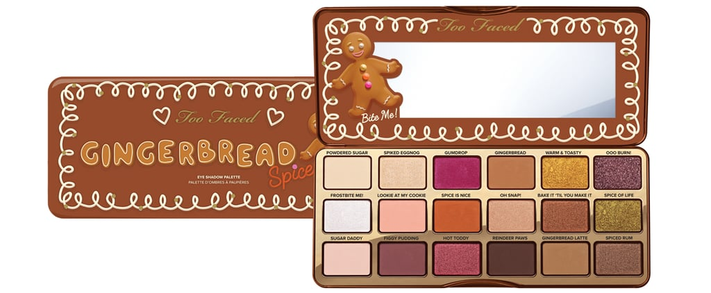 Too Faced Gingerbread Christmas in July Collection 2019