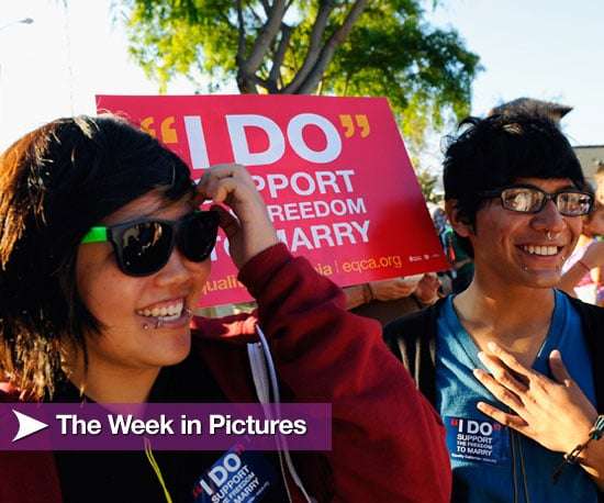 Pictures of Prop 8 Ruling, Chelsea Clinton's Wedding, and More of the Week's News