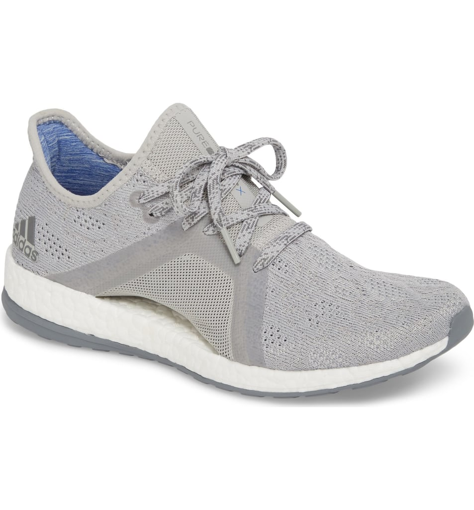 e757a63a4fd225 Adidas PureBoost X Element Knit Running Shoe