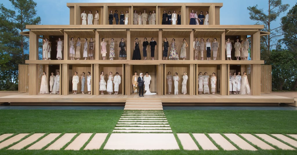 Chanel Takes It to the Dollhouse, Spring/Summer 2016 Haute Couture