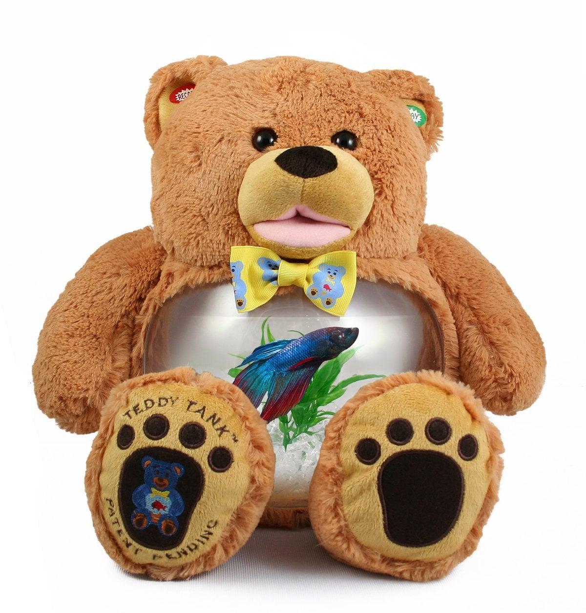 Teddy Tank