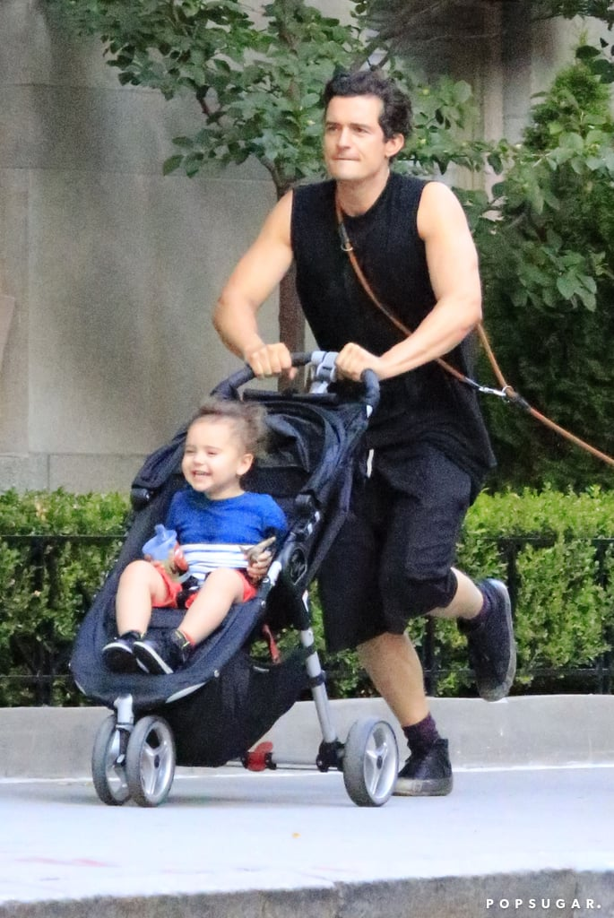 Orlando and Flynn Hit the Pavement in the Big Apple