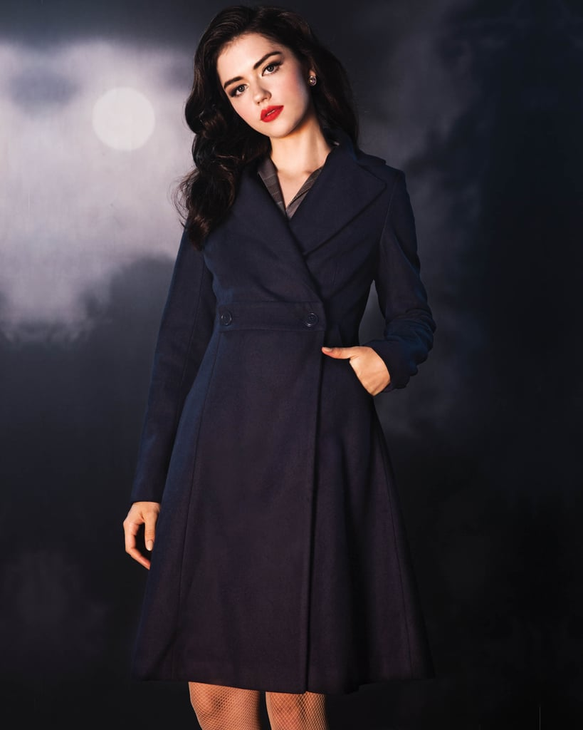 Claire Trench Coat ($110-$119)
