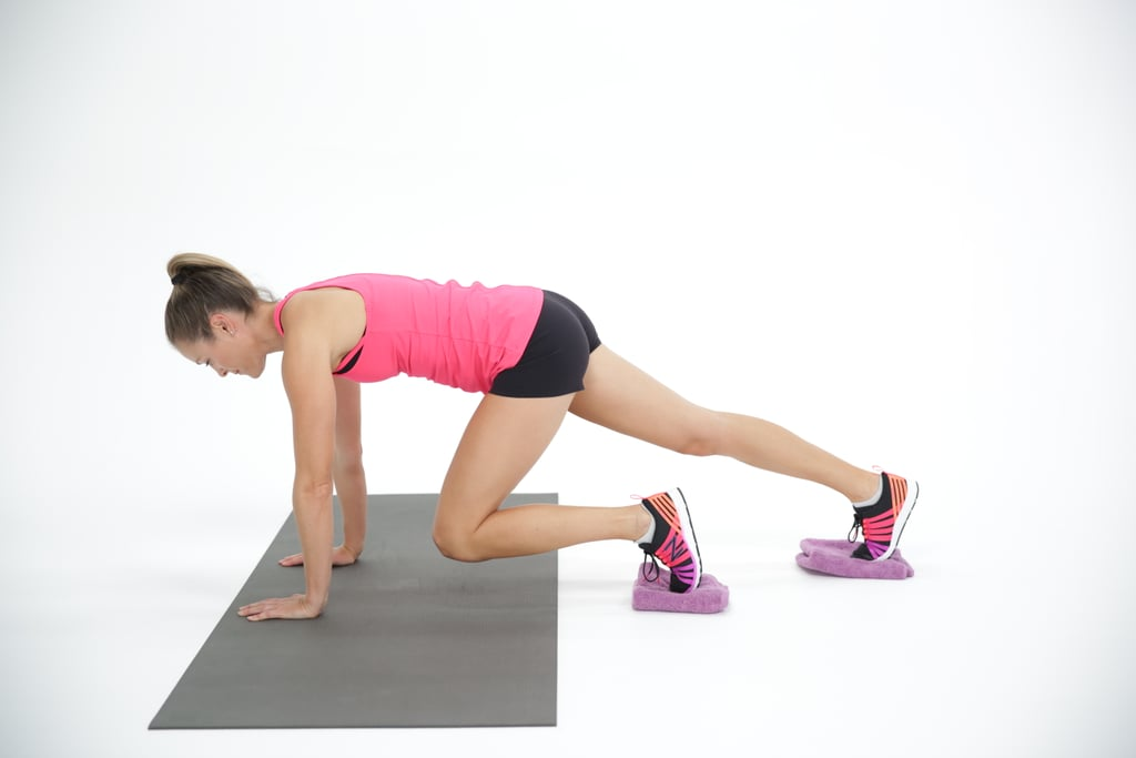 Ab and Bum Exercises