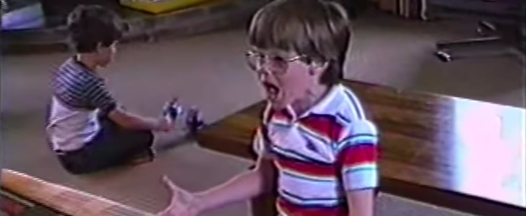 Crying Nintendo Kid Video From 1988