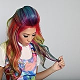 Rainbow Ringlets