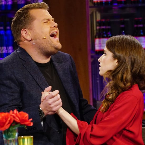 Anna Kendrick and James Corden Love Story Video