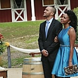 Jackson and Stephanie seem fine before the wedding, but little did we know, Jackson's about to drop a major bomb.