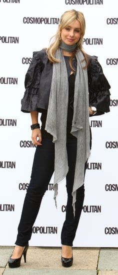 Celebrity Style: Louise Redknapp at the Cosmopolitan Online Fashion Awards