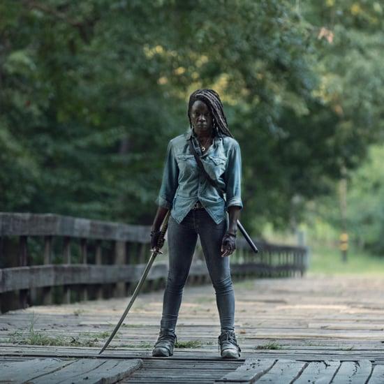 Is Danai Gurira Leaving The Walking Dead?