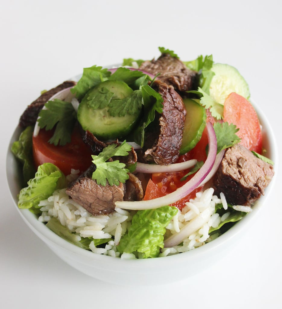 Beef: Spicy Thai Beef Salad
