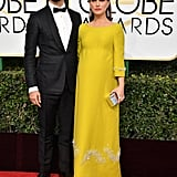 Natalie Portman Walked the Red Carpet With Husband Benjamin Millepied