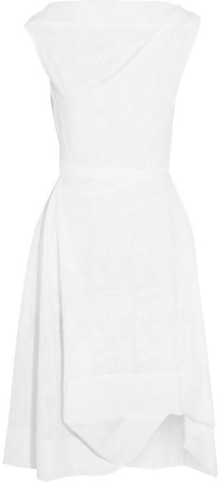 Vivienne Westwood White Dress
