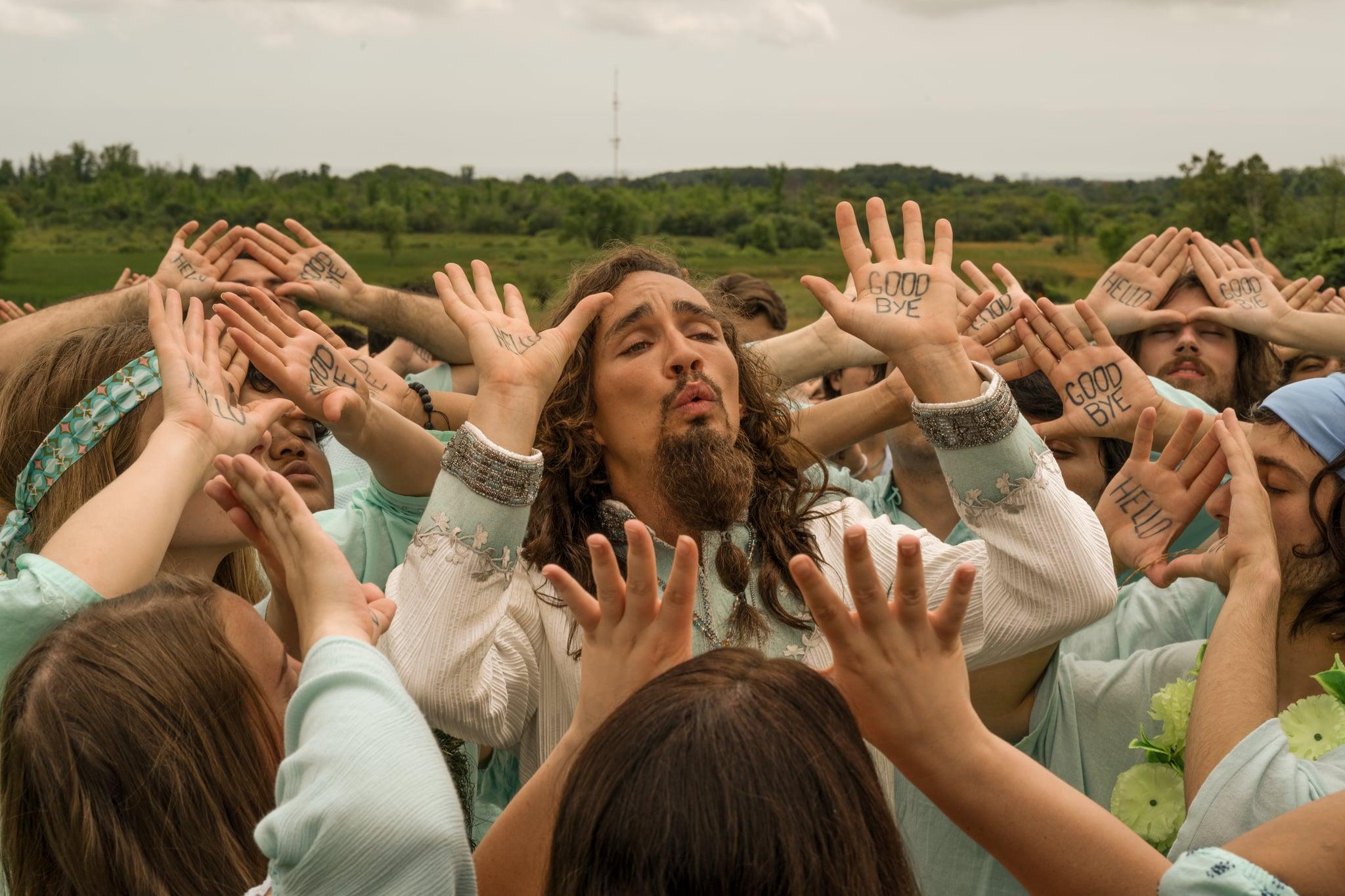 THE UMBRELLA ACADEMY ROBERT SHEEHAN as KLAUS HARGREEVES in episode 203 of THE UMBRELLA ACADEMY Cr. CHRISTOS KALOHORIDIS/NETFLIX  2020