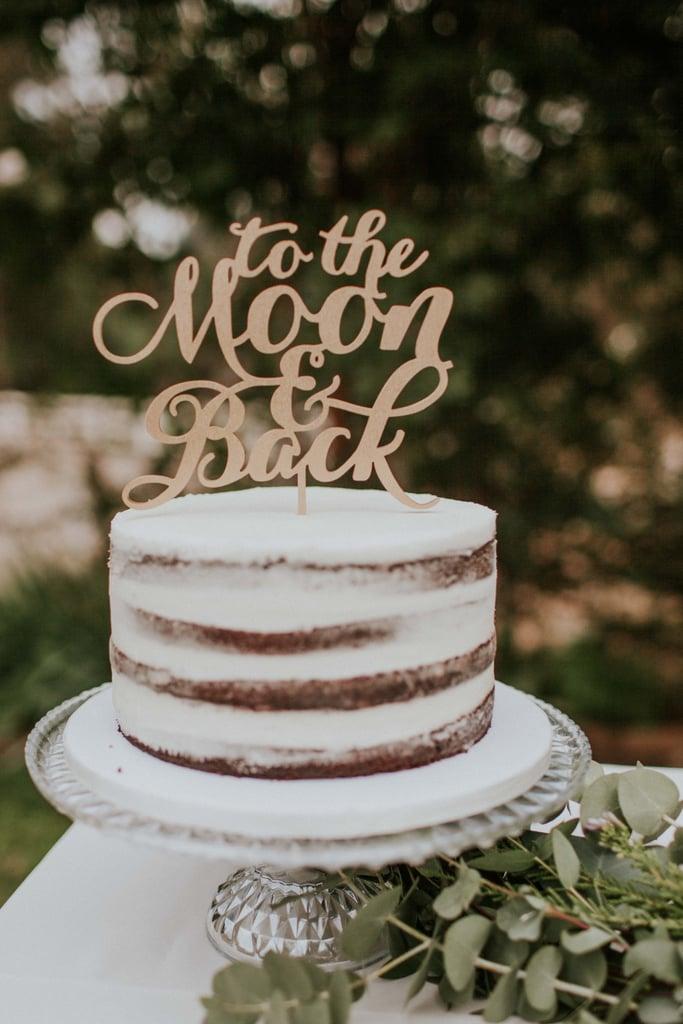 Simple Wedding Cakes