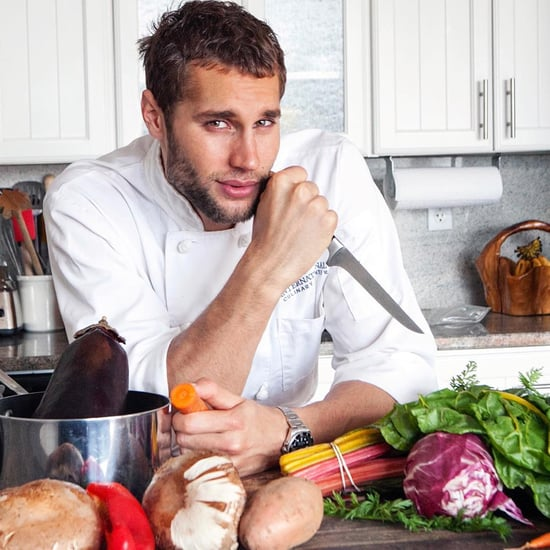 Peruvian Chef Franco Noriega's Hot Instagram Pictures