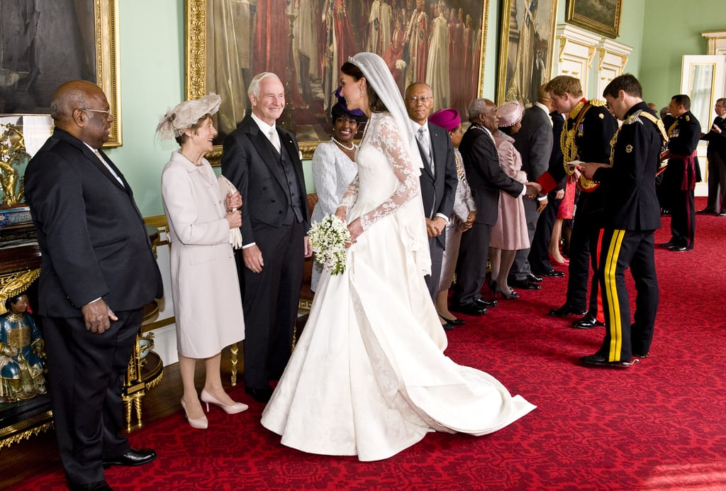 A First Look At Prince William And Kate Middletons Royal Wedding