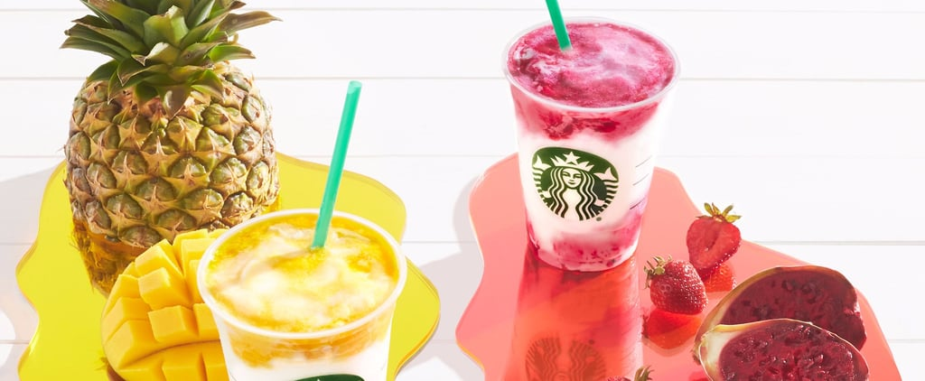 Here Are the Official Details of Starbucks' New Prickly Pear Frappuccino