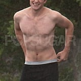 2. Robert Pattinson