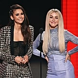 When They Presented Together at the 2016 AMAs