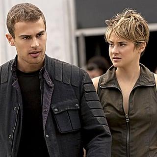 Tris and Four, Insurgent