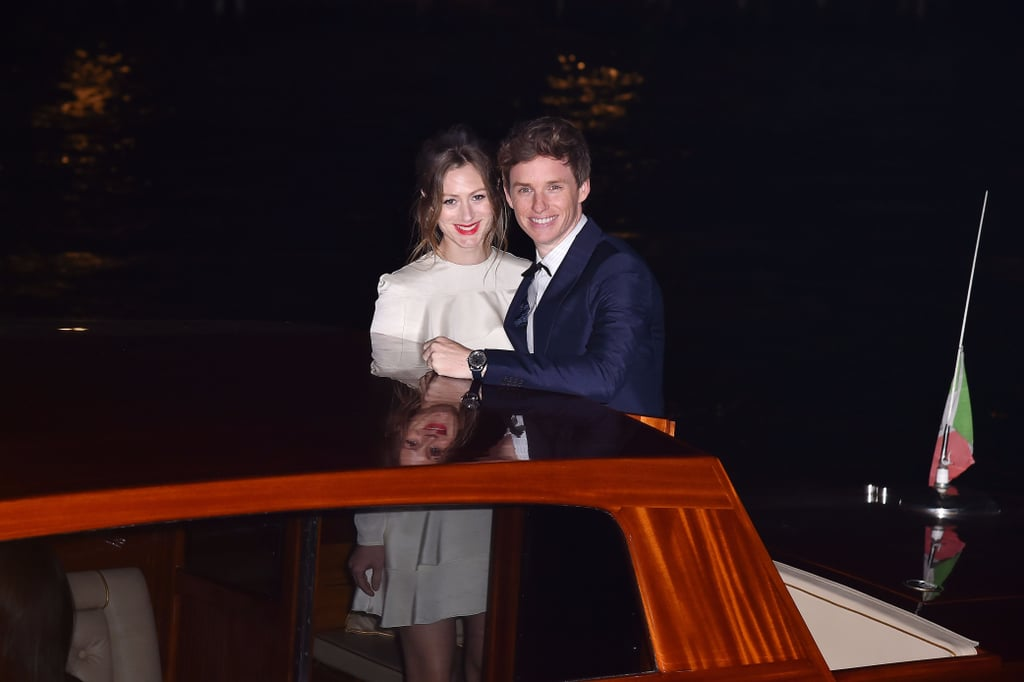 Eddie Redmayne and Hannah Bagshawe Photos Together
