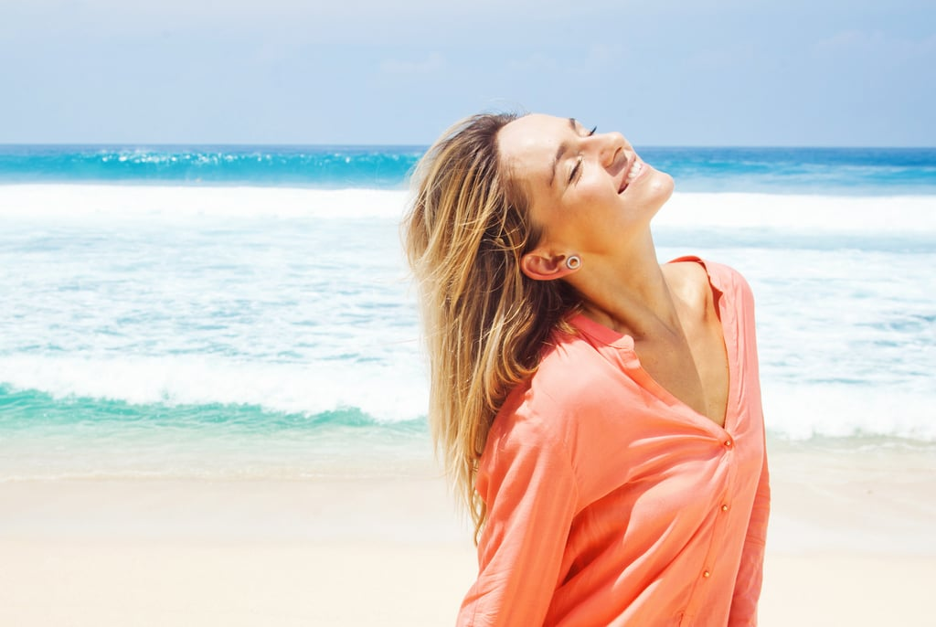 Get summer hair highlights the natural way popsugar beauty lemon hair lightener pmusecretfo Images