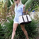 Reese Witherspoon on a sunny LA day.