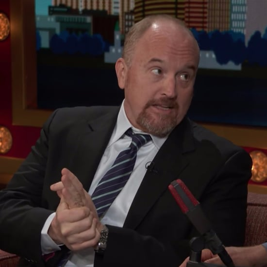 Louis C.K. Endorses Hillary Clinton on Conan
