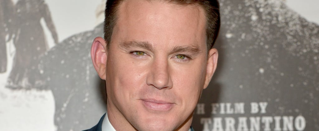 Channing Tatum Interview About Bonding With Daughter Everly