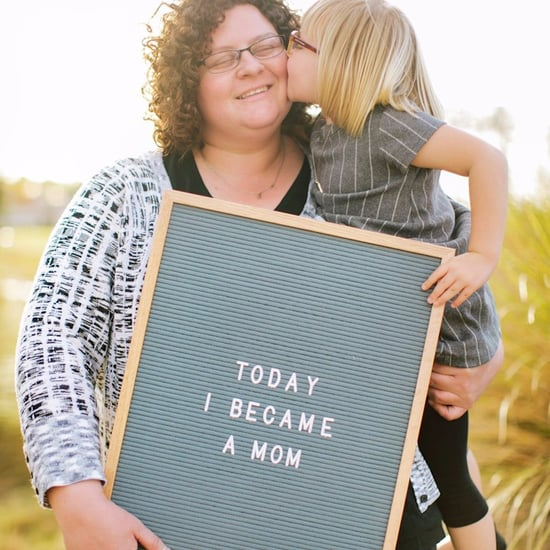 Mom's Adoption Photo Shoot | Video