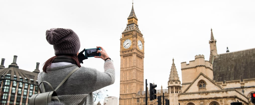 Top UK Cities on Instagram