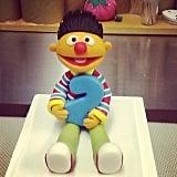 Smile, Ernie Loves You!