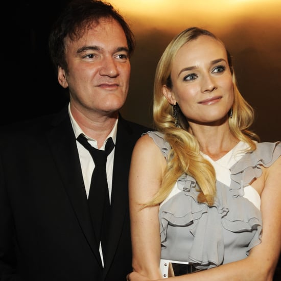 Katie Holmes and Diane Kruger Honor Quentin Tarantino