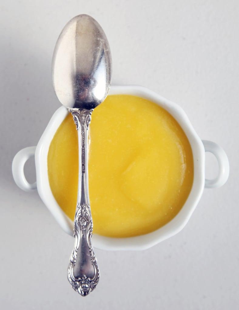 Whisked Egg Yolks