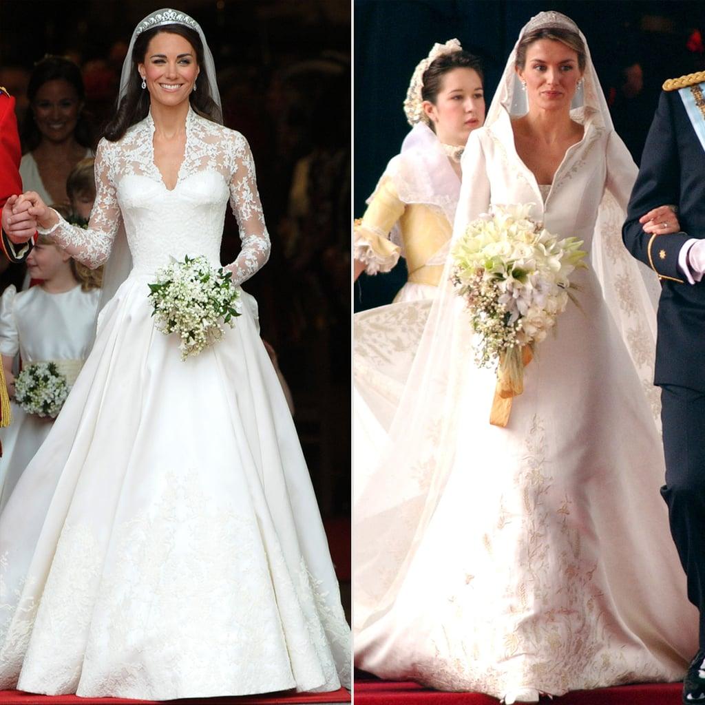 Best Royal Fashion: Duchess of Cambridge vs. Queen Letizia ...