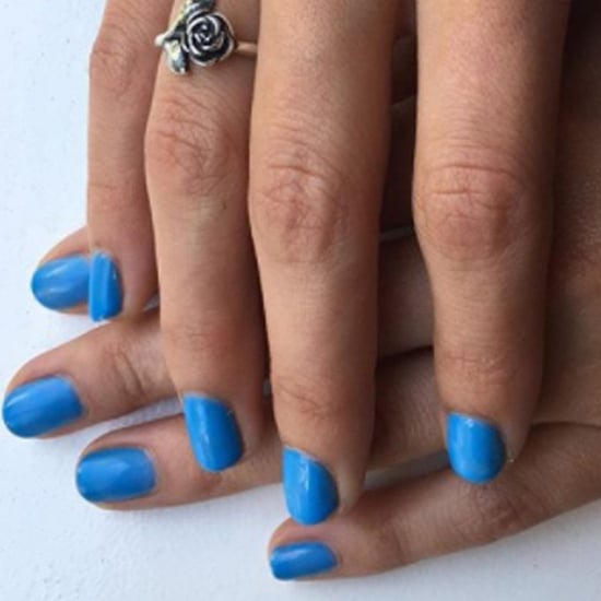 Does Selena Gomez's Blue Manicure Have a Hidden Meaning?