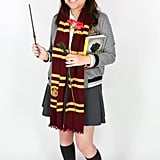 Belle as a Gryffindor Student