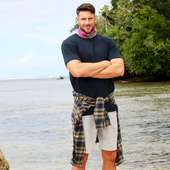 Shaun Hampson Australian Survivor Elimination Interview